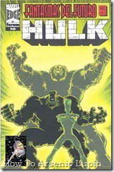 P00010 - Hulk v2 #10