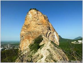 Гора Медовая. Железноводск.  2013. Фото С. Родионова . www.timeteka.ru