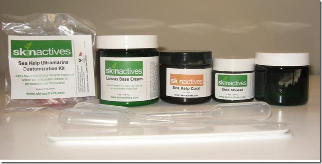 Skin Actives formulation Kit