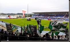 Belenenses 0 - Sporting 1 2013-2014