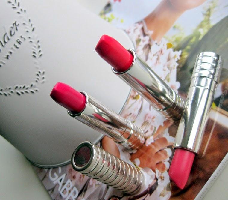 Clinque-soft-matte-lipstick-magenta-matte-peony-matte-petal