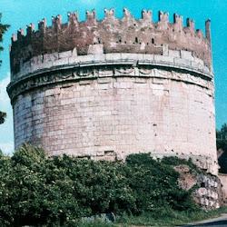 49.- Tumba de Cecilia Metela (Roma)