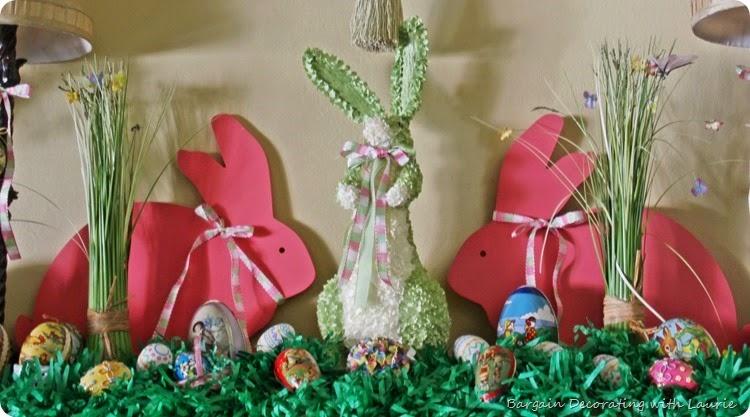 Easter Mantel 1