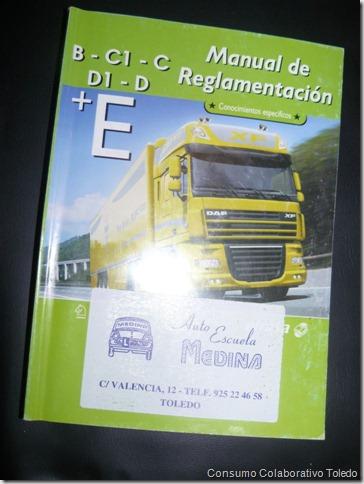 Manual carnet E