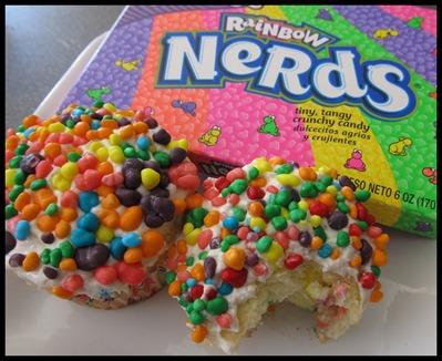 Nerd Cupcake 1