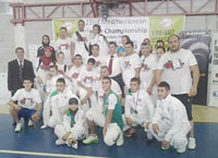Omnisports /Karaté Championnat méditerranéen,L'Algérie prend la 2e place