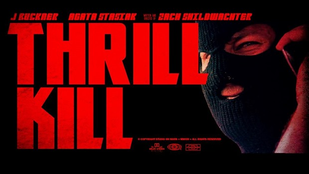 Thrill Kill Poster 2