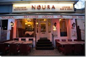 Noura Restaurant Curzon Street