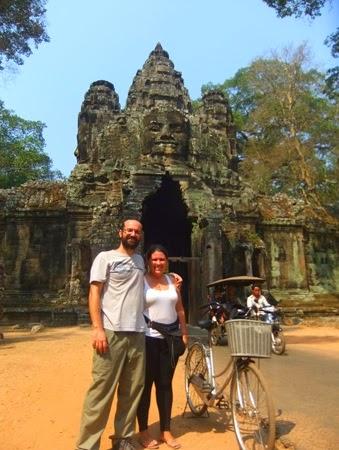 entrada Este de Angkor Thom