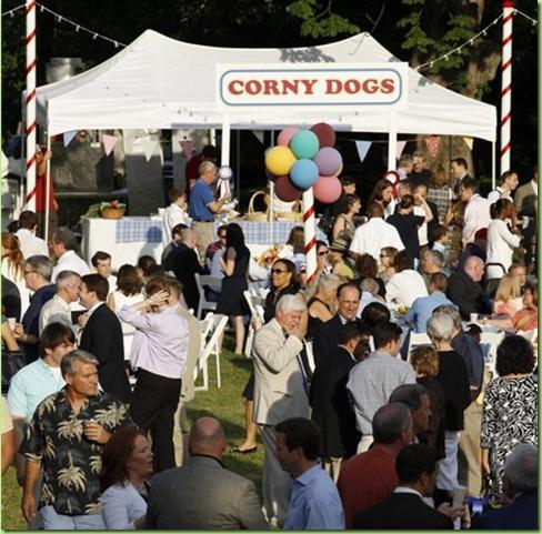 corny dogs