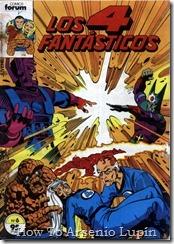 P00006 - Los 4 Fantásticos v1 #6