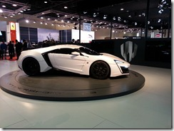 hypersport concept car