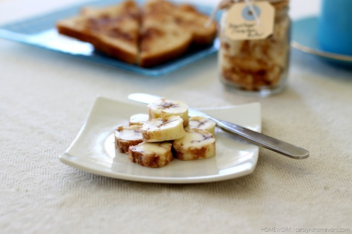 Compound Butter - Brown Sugar & Cinnamon - carolynshomework (10)
