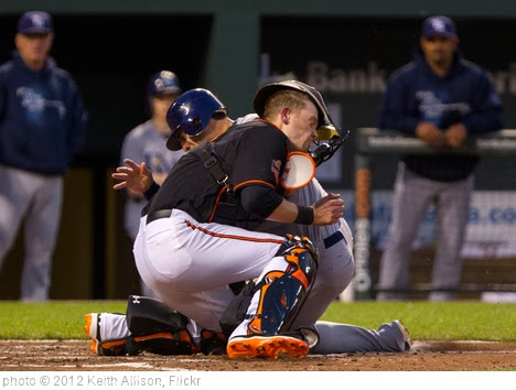 'Matt Wieters, Sean Rodriguez' photo (c) 2012, Keith Allison - license: http://creativecommons.org/licenses/by-sa/2.0/