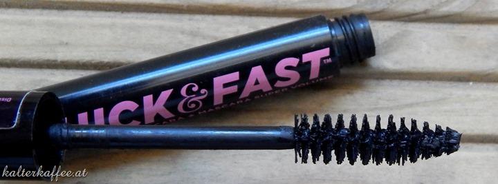 Soap & Glory Thick & Fast Volume Mascara brush