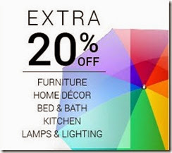 Pepperfry offer:Buy Furnishing, beauty, Kitchen, etc All Products upto extra 25% off