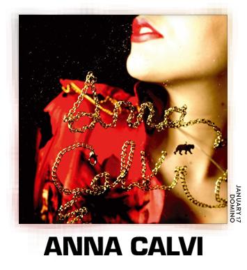 Anna Calvi by Anna Calvi