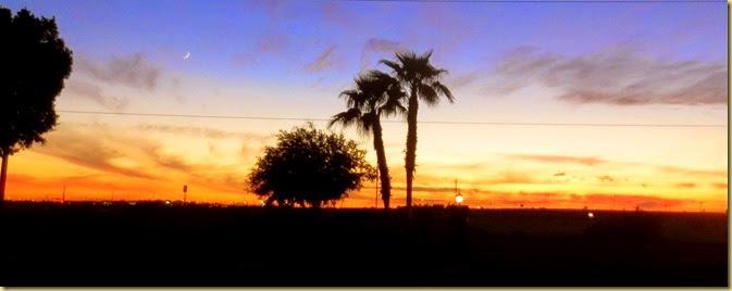 2013-10-06 - AZ, Yuma - Cactus Gardens Sunsets-001