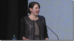 Stephanie Nielson addresses RootsTech 2014