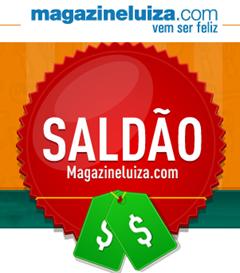 Saldão Magazine Luiza: Ofertas com até 70% de desconto.
