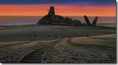 Nausicaa Spaceship