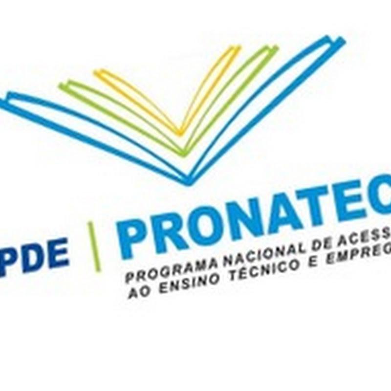 Cursos Profissionalizantes do PRONATEC estão com as pré-inscrições abertas