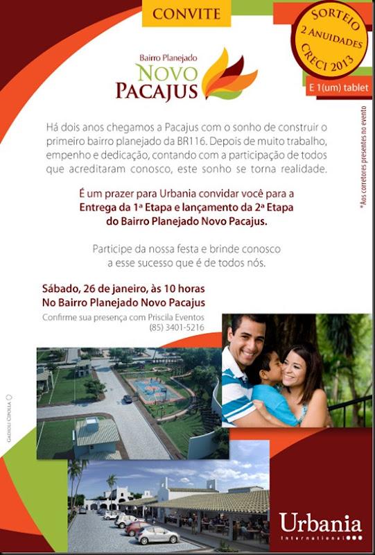 Urbania-Bairro-Planejado-Novo-Pacajus-Convite-Lançamento-Eflyer