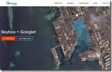 Skybox + Google