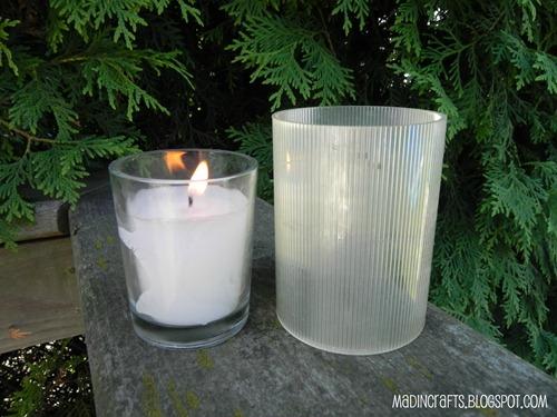 bonus votive candle
