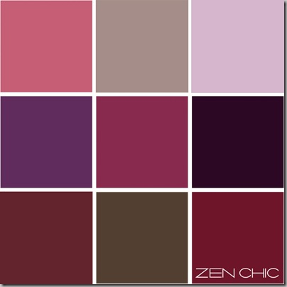 Color choice purple