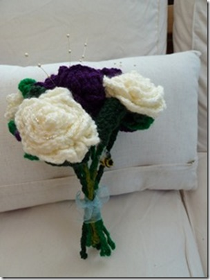 Crochet Flower Bouquets (18)