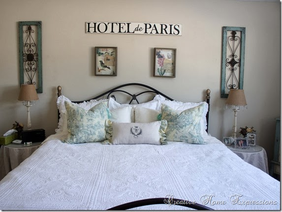 Creative Home Expressions Master Bedroom Updates On A Budget
