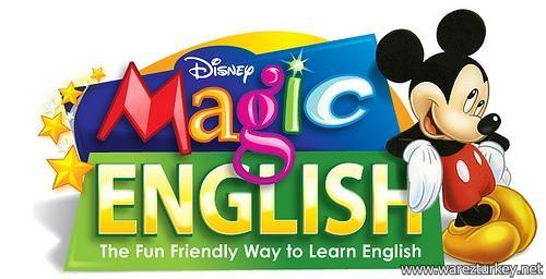 Disney Magic English - Çocuklar için İngilizce Eğitim Seti 32 CD Tek Link indir