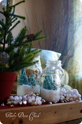 anthropologie christmas jars