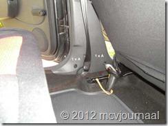 Sandero parkeersensoren inbouwen 25