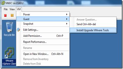 01_Install VMware Tools