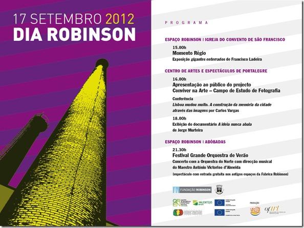 Dia Robinson 2012