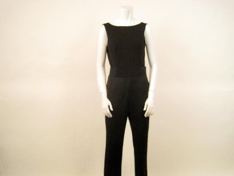Ted Baker Black Jumpsuit