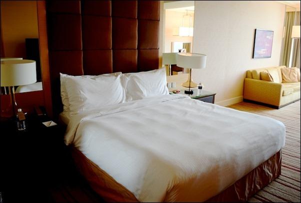 غرف فندق مارينا باي ساندز