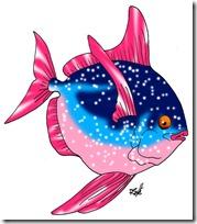peces clipart blogolorear (2)