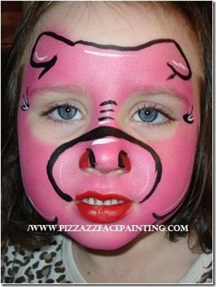 maquillaje de cerdo (7)