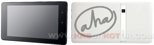 AHA-Pad Tablet Android