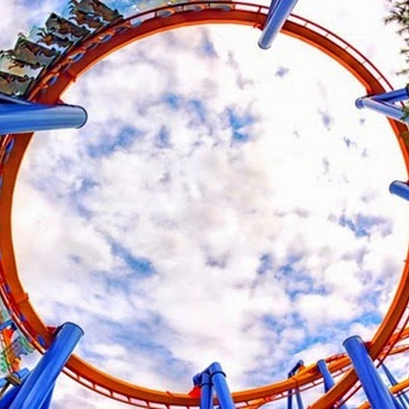 10 SCARIEST ROLLER COASTERS IN THE WORLD