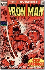 P00029 - El Invencible Iron Man #13