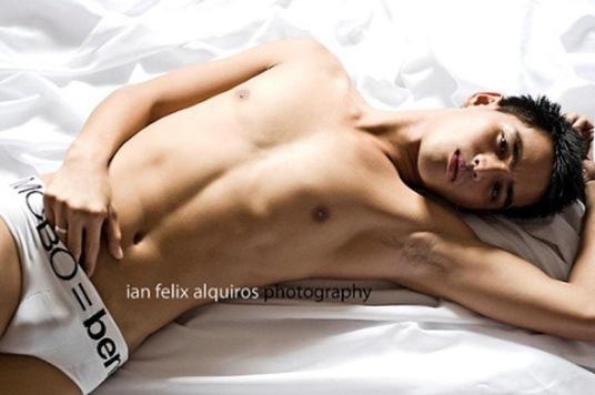 Carlito Rosadino Mr. Gay World Philippines 2012