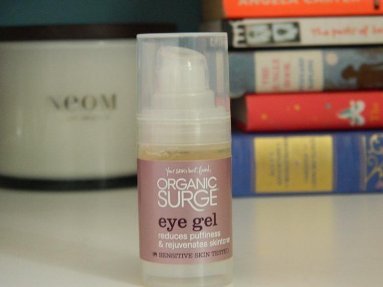 Organic Surge Eye Gel