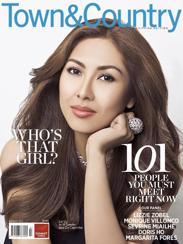 Town and Country - Liz Uy