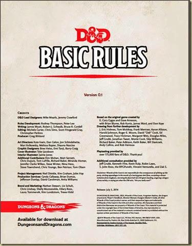 D&D Basic