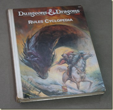 Rules Cyclopedia original