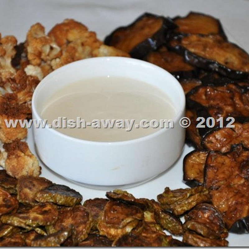 Tahini Dip - Tahini Sauce Recipe